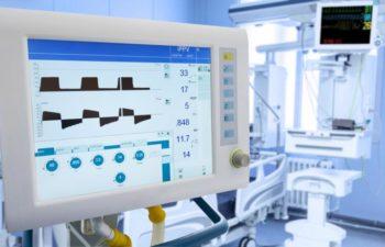 künstliche Beatmung Beatmungsgerät